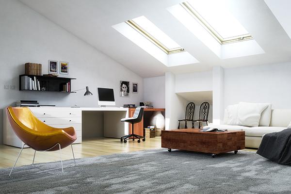 voir les etoiles par la fenetre de toit de votre nouvelle maison