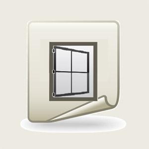 Menuiseries extérieures<br/> en PVC, alu ou bois avec double ou triple vitrage.