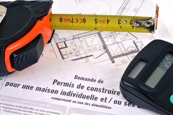 demande permis de construire bureau d'étude alsace construction
