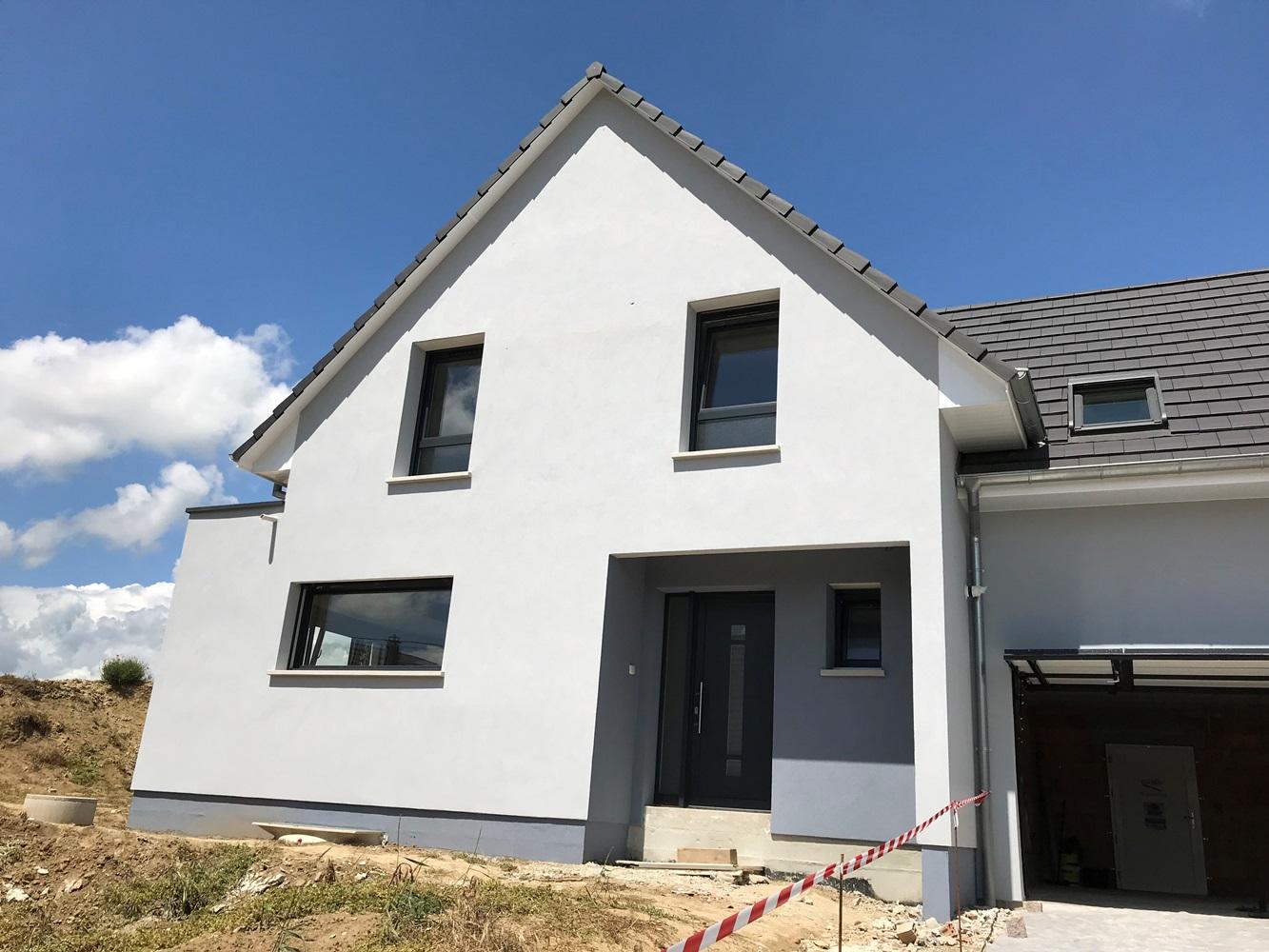 Alsace construction constructeur maison neuve individuelle jumelee design contemporaine architecture moderne haut rhin 68 1